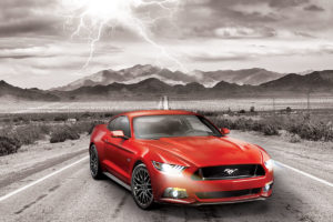 2400-0702 2015 Ford Mustang