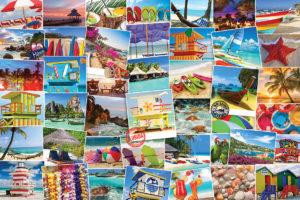2400-0761 Beaches Globetrotter
