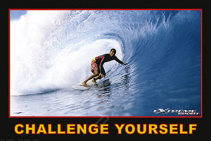 2400-1299 Challenge Yourself (Extreme Sport)