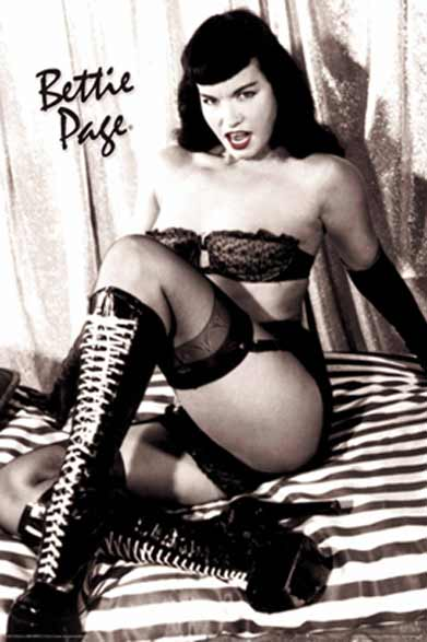 ER5621 BETTIE PAGE Classic