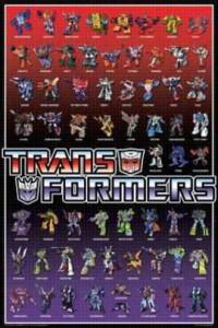 ER6355 TRANSFORMERS Cast