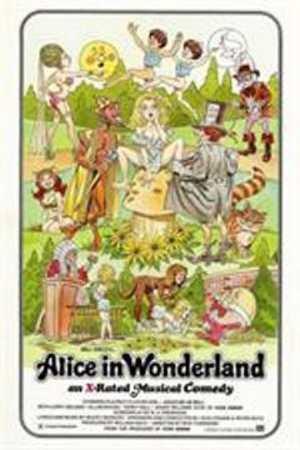 ER6365 ALICE IN WONDERLAND Adult promo