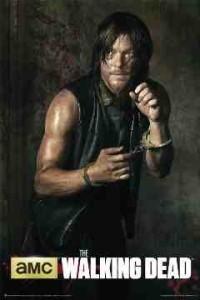 ER6745 WALKING DEAD Daryl Fight