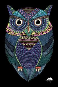 ER6758 Owl Mulga MICHAEL MAJICAL