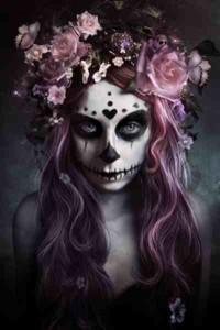 ER7181 Dia De Los Muertos