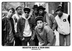 ER7404 Beastie Boys Run DMC