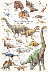 2450-0099 Dinosaurs - Jurassic Period
