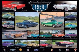 2450-0676 1950's Cruisin' Classics