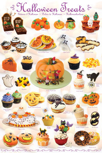 2400-0432-Halloween Treats-24x36