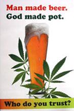 ER4592 God Makes Grass Man Makes Beer