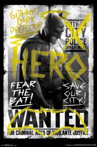 RP14066-Batman v Superman - Fear The Bat