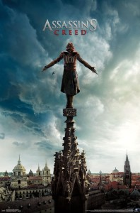 RP14333-Assassin's Creed Movie - One Sheet