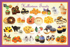 2400-043211-Halloween Treats-36x24