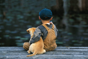 2400-0527-Boy's Best Friend-36x24