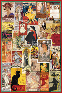 2400-0935-Theatre & Opera - Vintage Posters-24x36