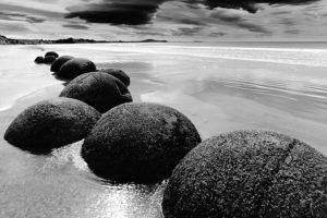 2400-399022-Beach Horizon, New Zealand-24x36