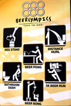 ER4527 Beerlympics Catch the Buzz