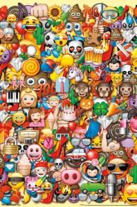 RP15198 Emoji Collage Cap