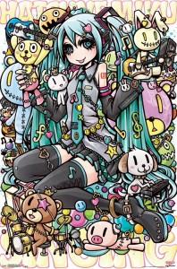 RP15420 Hatsune Miku Toys