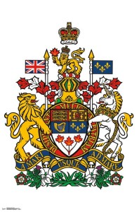 RP15465 Canada Coat of Arms