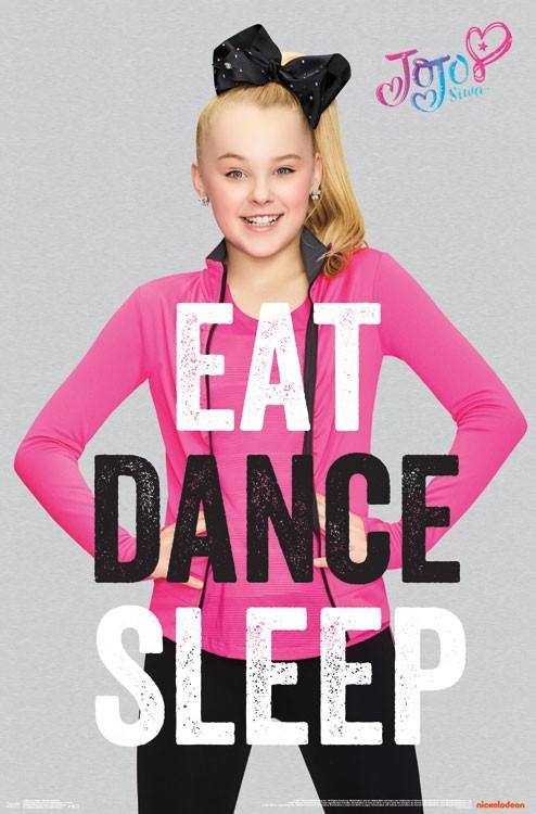 Jojo Siwa Eat Dance Sleep