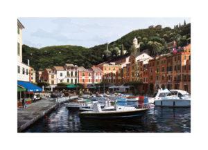 16050 Sunshine Over Portofino