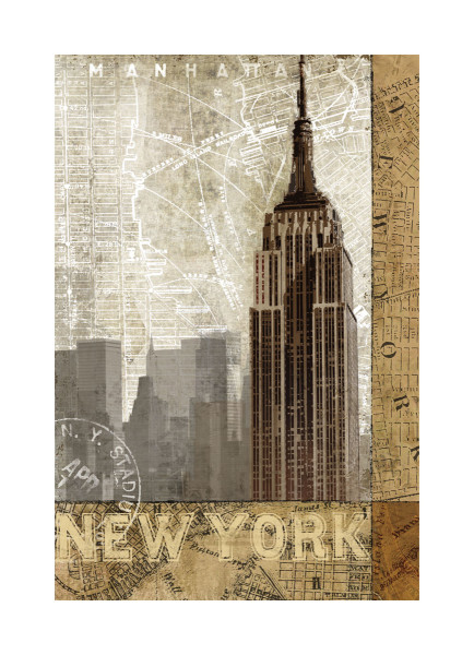 16063 Autumn in New York