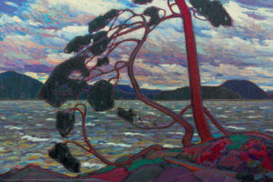 2400-0923-The West Wind-36x24