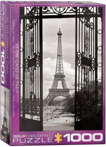 6000-0175-At the Gates of Paris- Item# 6000-0175 - Puzzle size 26.675x19.25 in