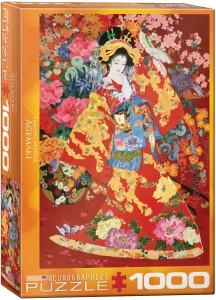 6000-0564-Agemaki- Item# 6000-0564 - Puzzle size 19.25x26.675 in
