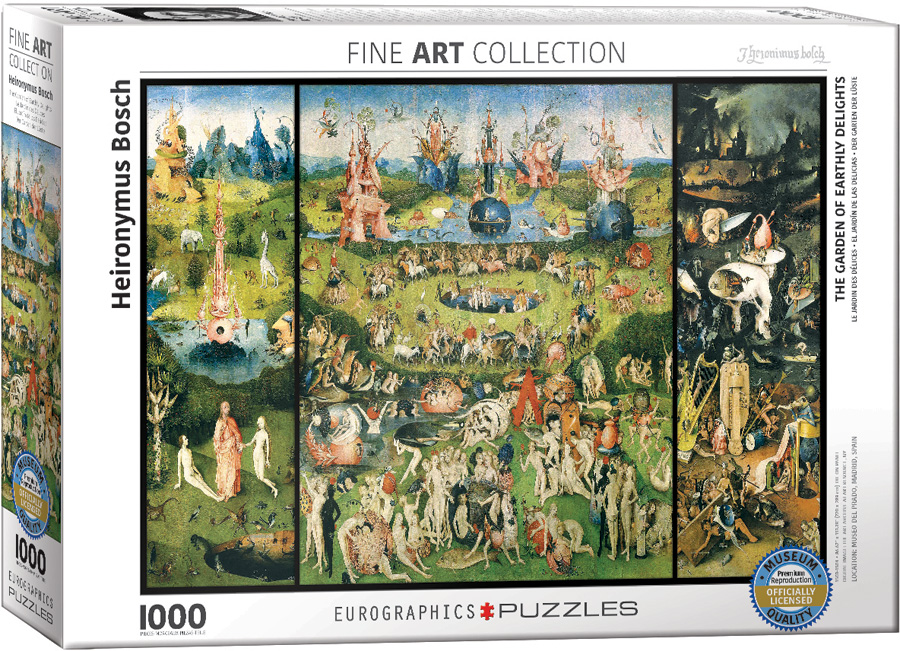 garden of earthly delights poster. 6000-0830-The Garden Of Earthly Delights- Item# 6000-0830 \u2013 Delights Poster Y
