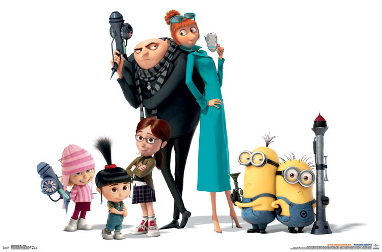 """Following the success of the film """"Despicable me"""", many online games related to this film are presented. The games turn around the main characters in the film such as Gru-a super villain, his minions, three adopted girls and Vector-a rival of Gru."""