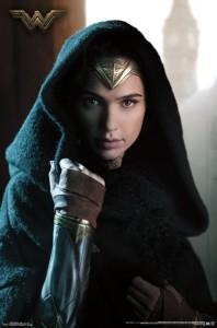 RP15107 Wonder Woman-Cloak