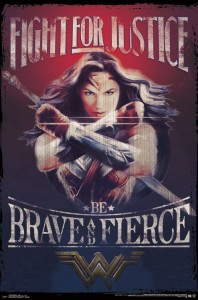 RP15108 Wonder Woman Justice