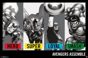 RP15649 Avengers Traits