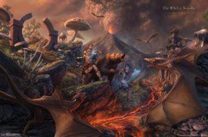 RP15731 Elder Scrolls Online-Battle