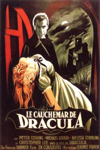 2400-14749-Le Cauchemar de Dracula (Christopher Lee)-24x36