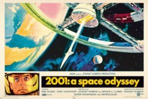50547cF-2001 A Space Odyssey