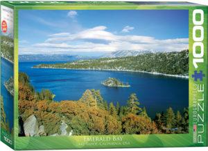 6000-0549 Emerald Bay California