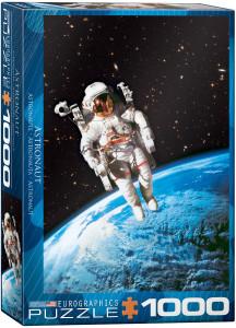 6000-3937-Astronaut- Item# 6000-3937 - Puzzle size 19.25x26.5 in