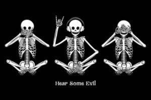 ER7186 HEAR SOME EVIL-Skeletons