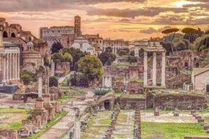 ER7484 ASSAF FRANK ROME-Sunset