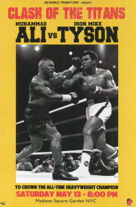 PW52026 Ali vs Tyson-Clash of the Titans