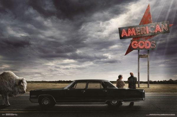 RP15265 American Gods- Season 1