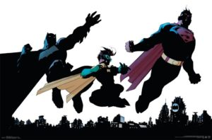 RP15650 DC Comics- Trio