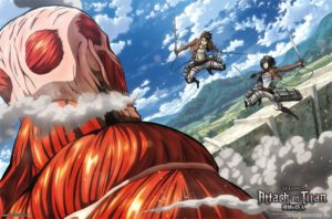 RP15800 Attack on Titan- Double Team