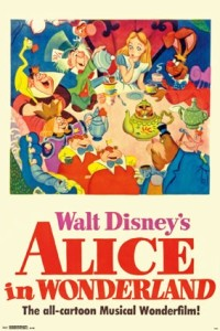 RP14778-Alice in Wonderland - One Sheet 24x36