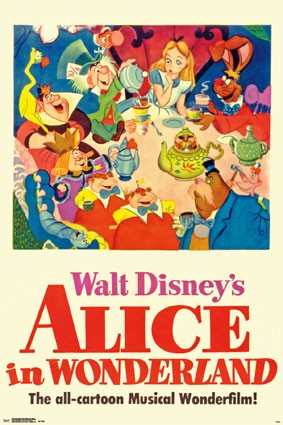 RP14778-Alice in Wonderland – One Sheet 24×36