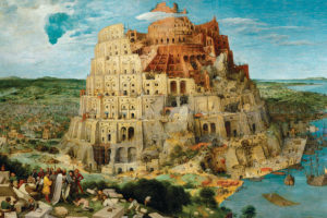 2400-0837-The Tower of Babel-36x24
