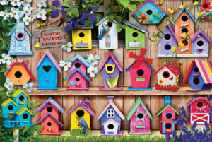 2400-5328 Home Tweet Home (Birdhouses)